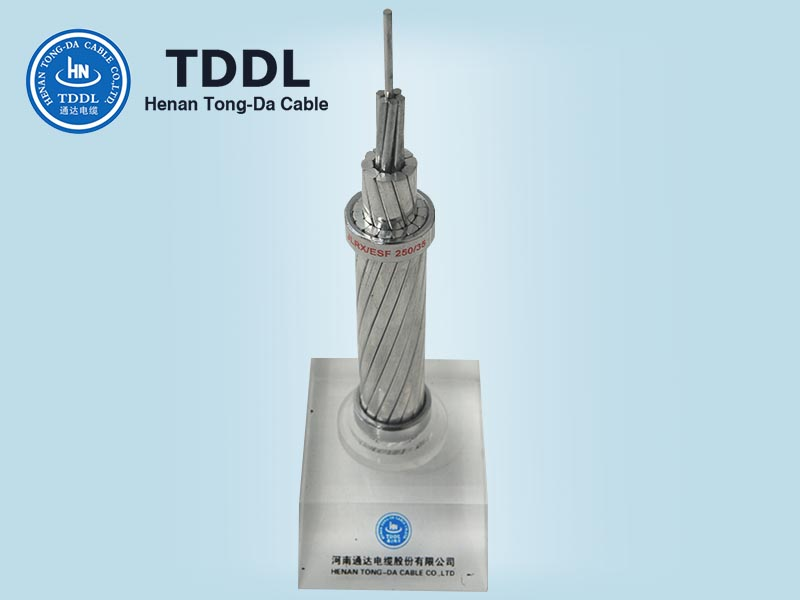 Aluminum Conductor Steel Supported-Trapezoidal