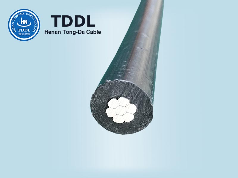 Covered Aluminum Cables-25KV