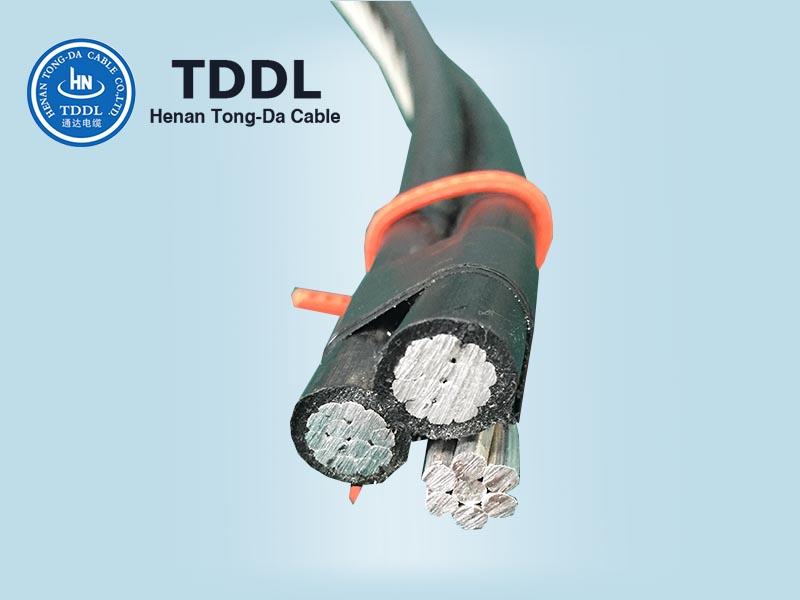 Covered line Wire---Aluminum Conductor,Aluminum Conductor